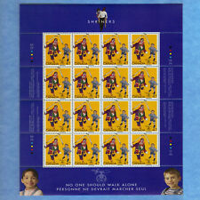 Canada Stamps 2001 47 Cent Scott*1917 Shriners Sheet Of 16