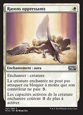 MTG Magic M15 - (4x) Oppressive Rays/Rayons oppressants, French/VF
