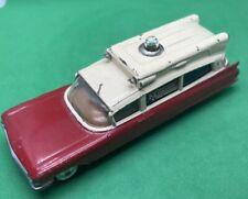 Corgi Toys Superior Ambulance On Cadillac Chassis, 1960's
