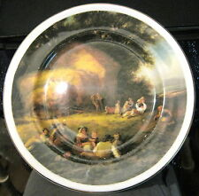 Lovely decorative plate Harvest Time by William Shayer Kildsware approx 8ins