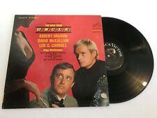 Original Music from The Man from U.N.C.L.E. Record lp original vinyl album