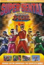SUPER SENTAI - GEKISOU SENTAI CARRANGER (THE COMPLETE SERIES) (BOXSET) (DVD)