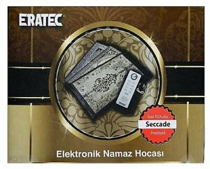Top Eratec Namaz Ögreten Akilli Seccade Sesli Görüntülü Hoca Elektronik Hocasi L