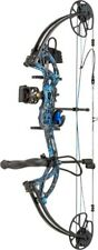 Bear CRUZER G2 Undertow Blue Bow Pkg 70# Left Hand Free Cap & Paradox Sling NEW