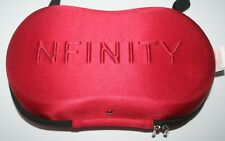 Nfinity Cheer Shoe Case Bag Size 9 Shoulder Strap Red and Black - No Shoes