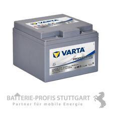 Varta Batterie DC AGM LAD24 Boote, Caravan, elektrische Antriebe 12V  24Ah