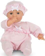"Melissa & Doug Jenna 12"" Baby Doll mine to Love jouet avec sucette Kids BN"