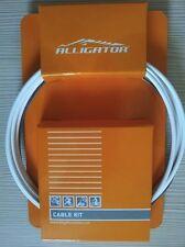 ALLIGATOR SET CABLES VAINAS CAMBIO col BLANCO