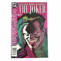 DC Comics SHOWCASE 94 #1 The Joker (Jan, 1994, DC Comics) w/ New Gods & Gunfire