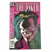 DC Comics SHOWCASE 94 #1 The Joker (Jan, 1994, DC Comics) w/ New Gods & Gunfire