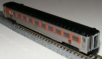 Rapido N Scale 517009 New Haven (NH) 8600 Series Coach Car Road #8637 New!