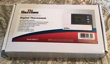 Garrison Programmable 2 Heat/1 Cool Digital Termostat New Sealed 24VAC