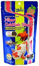 HIKARI GOLDFISH STAPLE BABY FLOATING  PELLET FOOD 100G  SPECIALIST FISH FOOD