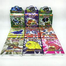 50PCS Pokemon TCG CARD -Rare Common Uncommon GUARANTEED RARES & HOLOS Cards Gift