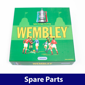 Wembley by Gibsons Board Game - SPARE PARTS & REPLACEMENTS
