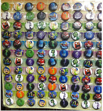 New Lot 108pcs Inside Out mixed children Badge Button Pin 2.5cm gifts