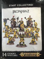 Warhammer Age of Sigmar Fantasy Start Collecting Ironjawz Orruks Orcs