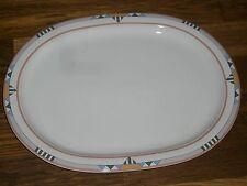 1 Servierplatte / Platte  33 cm / 25 cm   Thomas  EL PASO WAVE