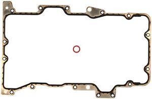 Fits 95-08 Ford Jaguar X-Type Mazda 6 MPV 2.5L 3.0L DOHC Oil Pan Gasket