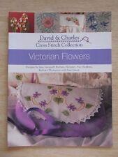 Flowers & Plants Cross Stitch Pattern Booklets Media