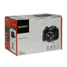 Sony Cyber-shot DSC-H300 20.1MP Digital Camera 35x Optical Zoom