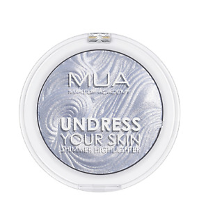 MUA SHIMMER HIGHLIGHTER POWDER SHADE ICE SPARKLE NEW