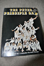 Vintage 1973 The Peter Principle Game Very good condition