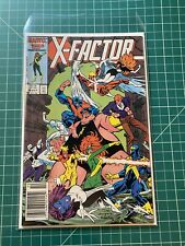 X-Factor #9, #11, #12 Lot (Marvel, 1986), UNGRADED BUT EXCELLENT