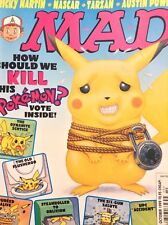 Mad Magazine Killing Pokemon October 1999 052818nonrh