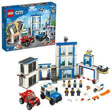LEGO City 60246 Polizeistation Police Station mit Life App N1/20
