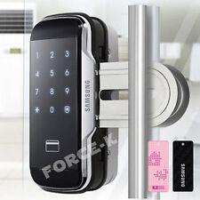 SAMSUNG Glass Door SHS-G510 Smart Digital Lock Keyless Entry Passcode+RFID 2Way