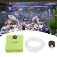 Aquarium Trockenbatteriebetriebene Fisch Behälter LuftpumpeBelüfter Sauerstoff