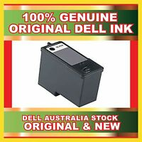 Genuine Original Dell Series 1 T0529 Black Ink Cartridge For AIO 720 A920 New