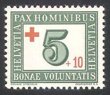 Switzerland 1945 Red Cross/Medical/Health/Welfare/Surcharge 1v (n27760)