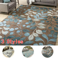 Modern Large Grey Rugs Living Room Carpet Floor Mat Rug Runner Bedroom Carpe