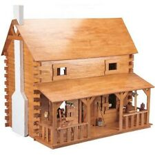 Greenleaf - The Creekside Dollhouse - Wood / Wooden Dollhouse Kit