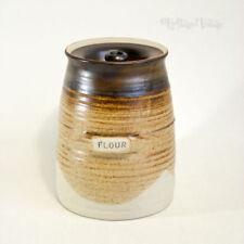 Vintage Original Studio Pottery Jars