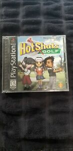 Hot Shots Golf - PS1 PS2 Playstation Game Complete
