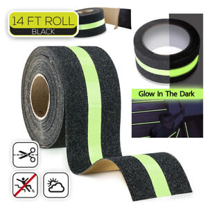 Anti Slip Tape High Grip Indoor Outdoor Stair Safety Non Slip Glow Adhesive Tape