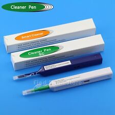 1.25mm & 2.5mm One Click Universal Fiber Optic Cleaning Cleaner Pen 800 Cleans