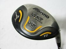 Used RH Mizuno MX 700 Hot Metal 17* Hybrid Exsar HS4 Shaft Stiff S Flex