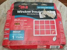"3M Window Insulator Kit for 1 Extra Large XL Window (6'8"" x 19.5') Insulation"