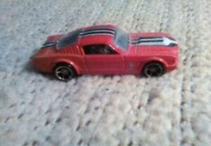 Hot Wheels 1965 Mustang Flashback