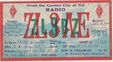 Slogan Cancel New Zealand Stamps