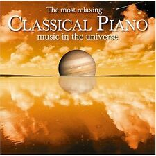 Various Artists - Most Relaxing Classical Piano in Universe / Various [New CD]
