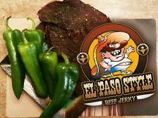 EL PASOS BEST BEEF JERKY!!!!! TEXAS STYLE!!!