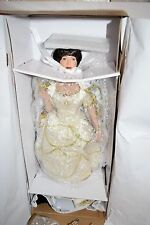 "Queen Elizabeth II Coronation Doll 16"" in. Ashton-Drake Galleries,  w/OB"
