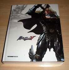 Soul Calibur V 5  The Official Guide ( Spieleberater Lösungsbuch ) - Neu OVP