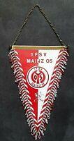 RAR Orig. Wimpel für Sammler FSV Mainz 05 Fussball Bundesliga DFB Sport Pennant