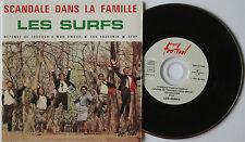 """LES SURFS """"SCANDALE DANS LA FAMILLE""""  CD  4 TITRES"""